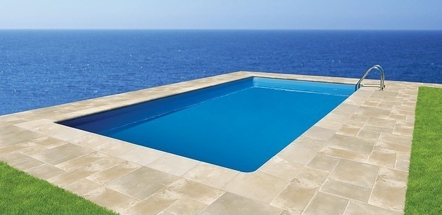 Piedra azul para piscinas amazing with piedra azul para for Bordillo piscina