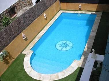 Trabajos realizados azul agua for Ofertas piscinas desmontables rectangulares