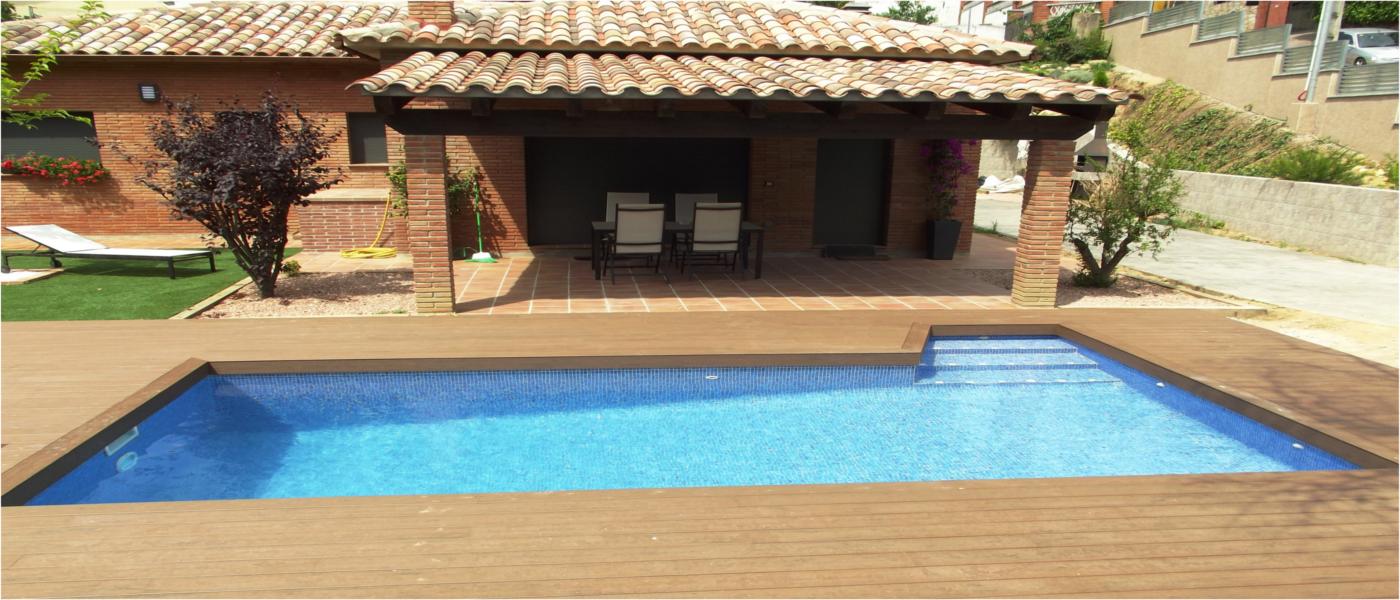 Azul agua empresa de construcci n de piscinas en girona for Construccion de piscinas temperadas