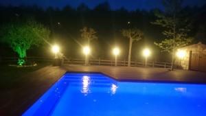 Imagen piscina led color 5